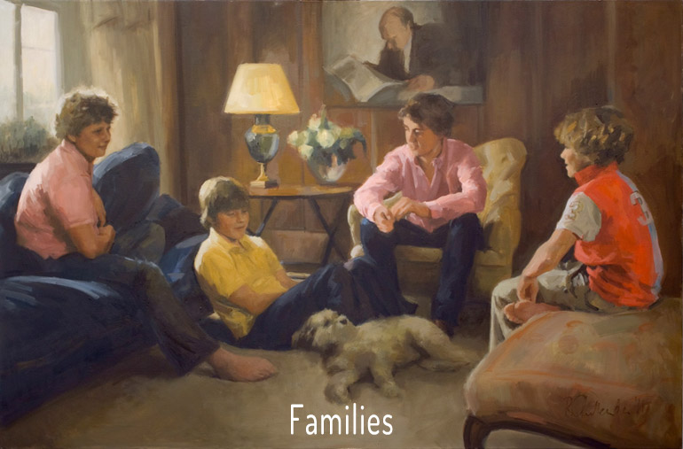 Visit the Gallery of Family Portraits