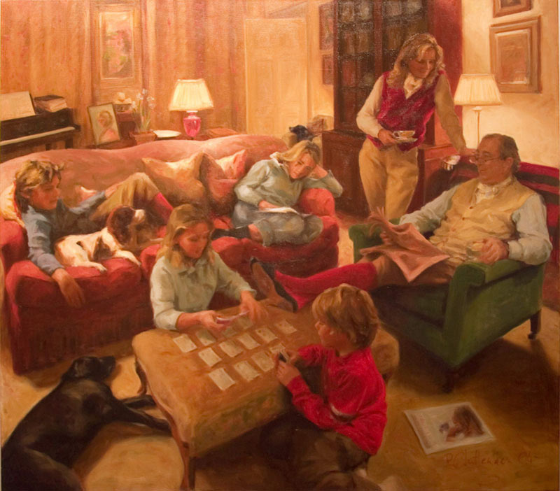 After the Hunt (the Davies Family)