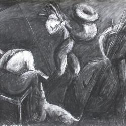 Quartet (charcoal)