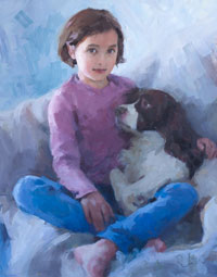 link to children's portraits
